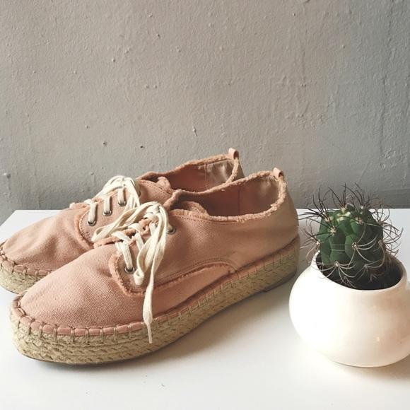 851d21f02 DV by Dolce Vita Shoes | Dv Espadrille Lace Up Shoe | Poshmark